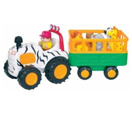 Zabawka dla małych dzieci Dumel Discovery Traktor Safari 29652