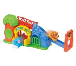 Zabawka dla małych dzieci Dumel Discovery Świat Zwierząt Zoo 42540