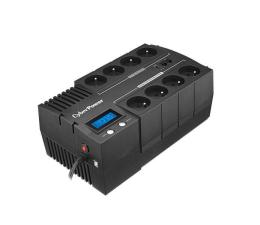 Zasilacz awaryjny (UPS) CyberPower UPS BR1000ELCD-FR (1000VA/600W, 8x FR, AVR)