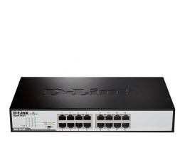 Switch D-Link 16p DGS-1016D (16x10/100/1000Mbit)