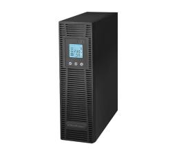 Zasilacz awaryjny (UPS) Qoltec Rack (1000VA/800W, 4x IEC, RS232, RJ-45)