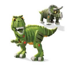 Zabawka plastyczna / kreatywna Dumel Discovery Creative Bloco T-Rex & Triceratops 35002