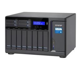 Dysk sieciowy NAS / macierz QNAP TVS-1282T3 (8xHDD,4xSSD 4x3.6GHz,64GB,5xUSB,6xLAN)