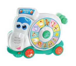 Zabawka dla małych dzieci Dumel Discovery Interaktywny Zwierzobus 42287
