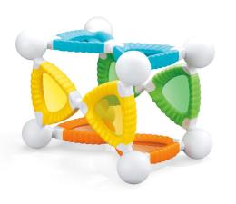 Zabawka edukacyjna Dumel Discovery Mały Geniusz Okienka 16 el. 8315