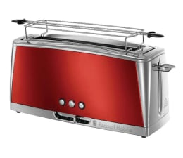 Toster Russell Hobbs Luna Solar Red 23250-56