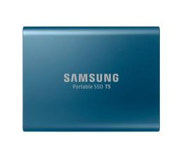 Dysk zewnętrzny SSD Samsung Portable SSD T5 500GB USB 3.1 Niebieski