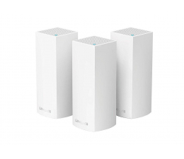 System Mesh Wi-Fi Linksys Velop Mesh WiFi (2200Mb/s a/b/g/n/ac) zestaw 3szt.