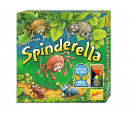 Gra zręcznościowa Simba NORIS Gra Spinderella