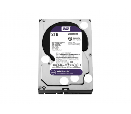 Dysk HDD WD PURPLE 2TB IntelliPower 64MB