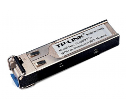 Moduł SFP TP-Link TL-SM321A Single-Mode 1.25Gb/s 1xLC (do TL-SM321B)