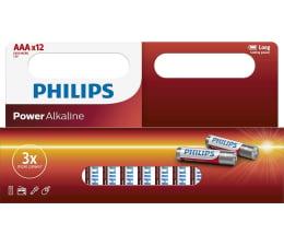 Bateria alkaliczna Philips Power Alkaline AAA 12szt