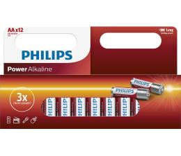 Bateria alkaliczna Philips Power Alkaline AA 12szt