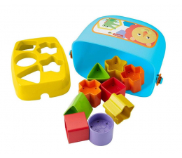 Zabawka dla małych dzieci Fisher-Price Pierwsze klocki malucha