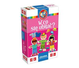 Gra dla małych dzieci Granna W co się ubrać?