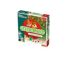 Gra dla małych dzieci Trefl Treflikowe grzybobranie