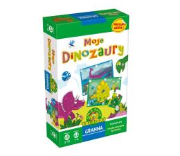 Gra dla małych dzieci Granna Moje Dinozaury