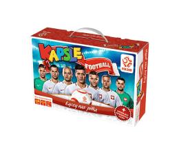Gra dla małych dzieci Trefl Kapsle football PZPN