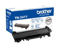 Toner do drukarki Brother TN2411 Black 1200 str. (TN-2411)