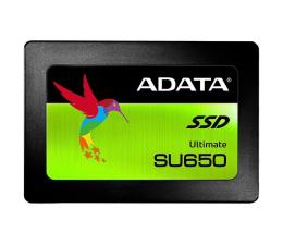 "Dysk SSD  ADATA 240GB 2,5"" SATA SSD Ultimate SU650"