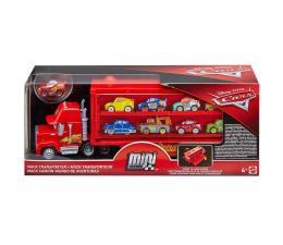 Pojazd / tor i garaż Mattel Disney Cars Mikroauta Transporter z Zygzakiem