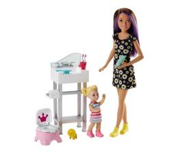Lalka i akcesoria Barbie Skipper Zestaw Opiekunka z akcesoriami IV