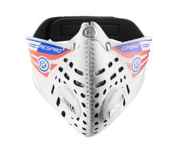 Maska antysmogowa Respro Cinqro White XL