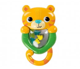 Zabawka dla małych dzieci Bright Starts Grzechotka Przyjaciele z Tropików Tygrys 11114