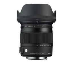 Obiektyw Sigma 17-70mm f2.8-4 DC MACRO OS HSM Canon