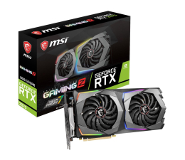 Karta graficzna NVIDIA MSI GeForce RTX 2070 GAMING Z 8GB GDDR6