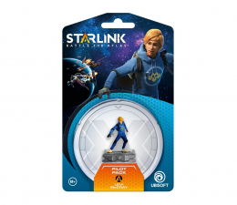 Gadżety/figurka z gry Ubisoft Starlink Pilot Pack Levi McCray