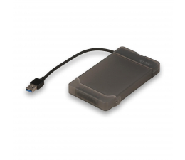 """Obudowa dysku i-tec Obudowa do dysku 2.5"""" MySafe (USB 3.0, czarny)"""