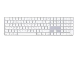 Klawiatura bezprzewodowa Apple Magic Keyboard z Polem Numerycznym White