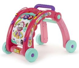 Jeździk/chodzik dla dziecka Little Tikes Chodzik pchacz i stół aktywności 3w1 różowy