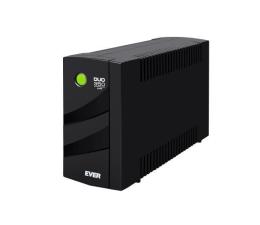 Zasilacz awaryjny (UPS) Ever DUO 350 AVR (350VA/245W, 1xIEC, 2xSchuko, AVR)