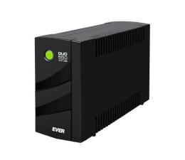 Zasilacz awaryjny (UPS) Ever DUO 550 AVR (550VA/330W, 4xIEC, USB, AVR)