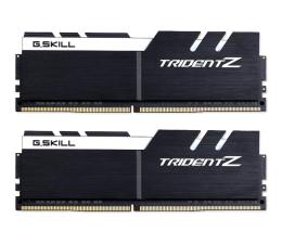 Pamięć RAM DDR4 G.SKILL 32GB (2x16GB) 3200MHz CL16 Trident Z
