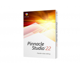 Program graficzny/wideo Corel Pinnacle Studio 22 Standard BOX