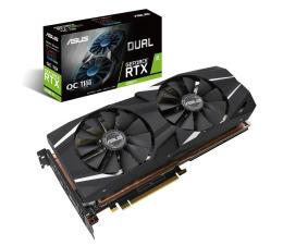 Karta graficzna NVIDIA ASUS GeForce RTX 2080 Ti DUAL OC 11GB GDDR6