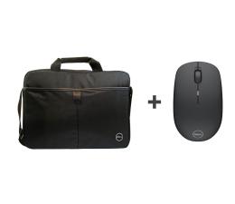 Torba na laptopa Dell Essential Topload 15.6'' + WM126 czarny