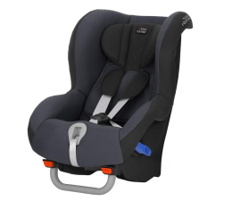 Fotelik 9-25 kg Britax-Romer Max-Way Black Series Cosmos Black