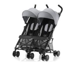 Wózek dla bliźniaków Britax-Romer Holiday Double Steel Grey