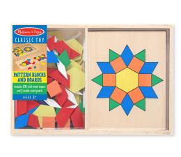 Zabawka drewniana Melissa & Doug Drewniana układanka geometryczna