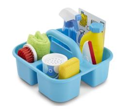 AGD dla dzieci Melissa & Doug Zestaw do sprzątania