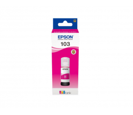 Tusz do drukarki Epson 103 EcoTank Magenta 7500 str. (C13T00S34A)