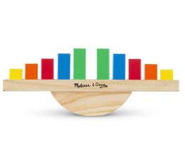 Zabawka drewniana Melissa & Doug Równoważnia edukacyjna