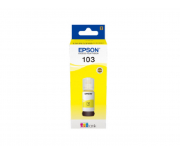 Tusz do drukarki Epson 103 EcoTank Yellow 7500 str. (C13T00S44A)
