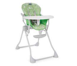Krzesełko do karmienia Chicco Pocket Meal Summer Green