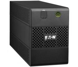 Zasilacz awaryjny (UPS) EATON 5E (650VA/360W, Schuko, 2xIEC, USB, AVR)