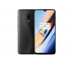 Smartfon / Telefon OnePlus 6T 8/256GB Dual SIM Midnight Black